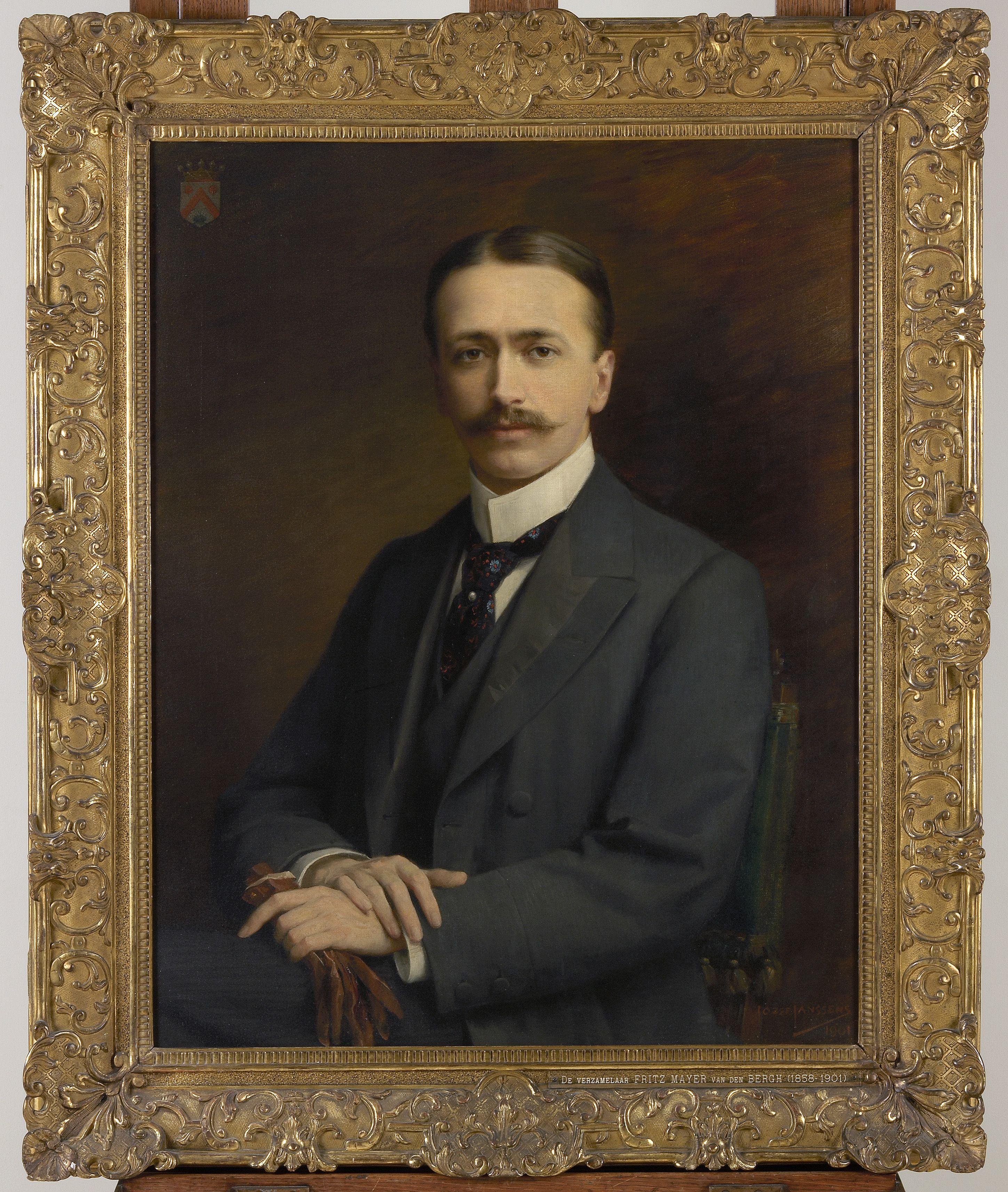 Van-Fouquet-tot-Bruegel_5_-Jozef-Janssens-Portret-van-Fritz-Mayer-van-Den-Bergh-1901-Museum-Mayer-van-den-Bergh