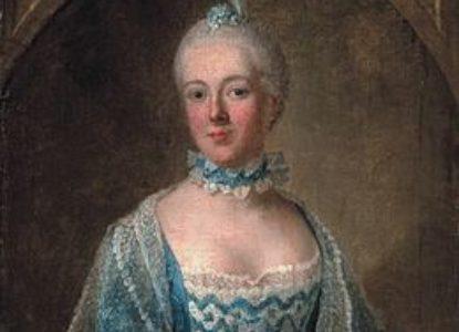 Belle van Zuylen attributed to Guillaume de Spinny