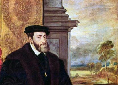 CC01 Tizian Karl V Aachen