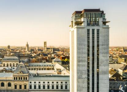 Boekentoren skyline