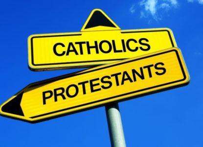 Catholicsprotestants