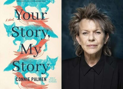 Connie palmen your story my story