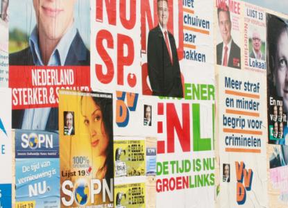 Dutch political parties