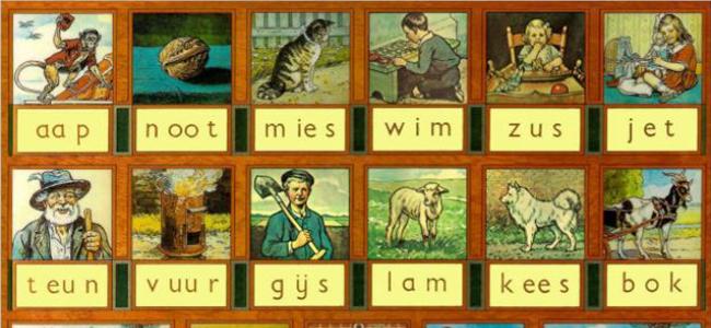 Dutch aap noot mies jpg