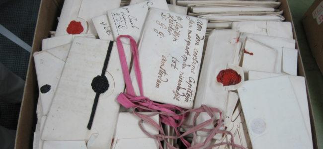 Brieven als buit c Instituut voor Nederlandse Lexicologie