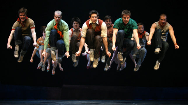 West side story broadway production photos 2009 03 hr