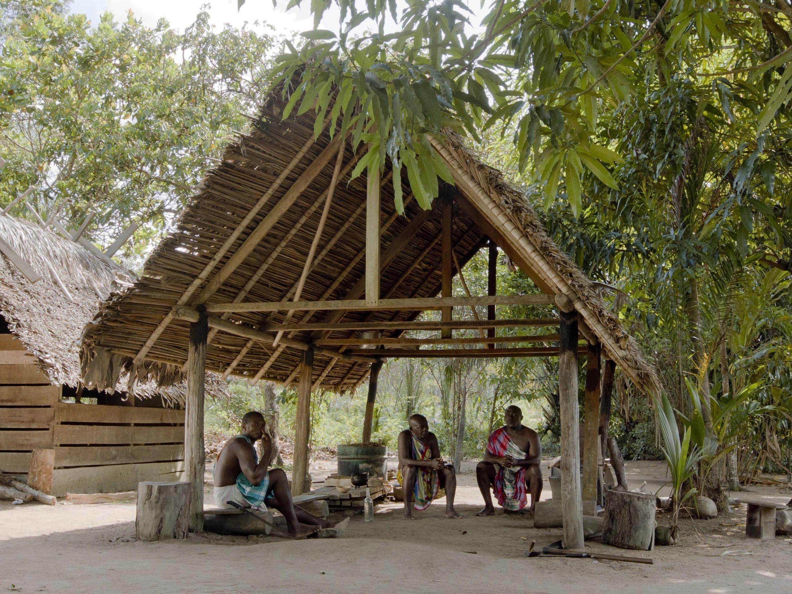 Stones have laws 2018 001 people shelter hut clearing CROP